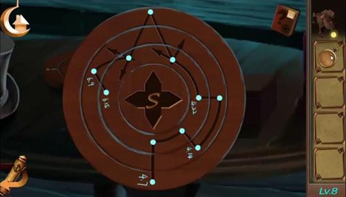 密室逃脱绝境系列2海盗船第8关攻略