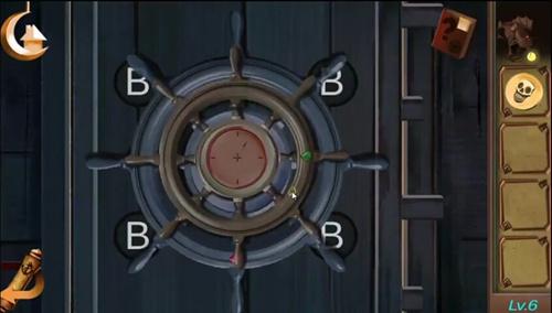 密室逃脱绝境系列2海盗船第6关怎么过?