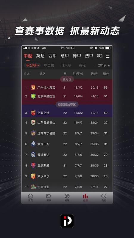 PP体育app(中超英超西甲高清视频足球直播)截图2