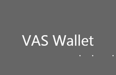 VAS钱包PC端