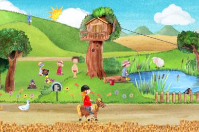 袖珍农场儿童教育平台手机版