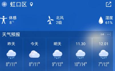 果园天气预报app