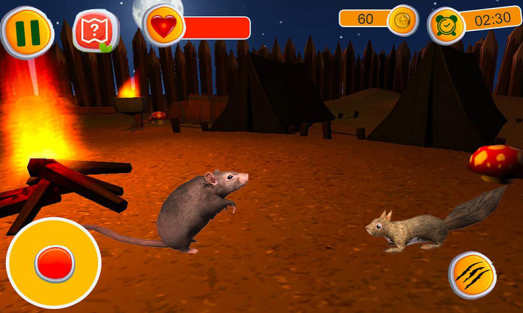 萌鼠模拟器游戏截图1