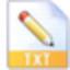 影子文本处理软件v1.0 免费版