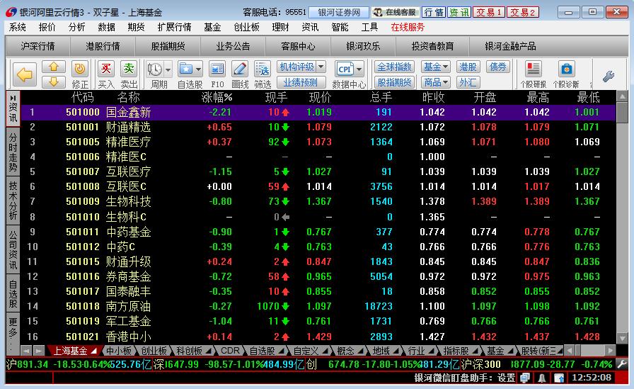 中国银河证券双子星版截图1
