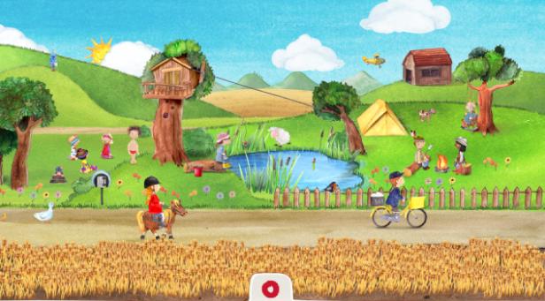 袖珍农场儿童教育平台手机版截图2