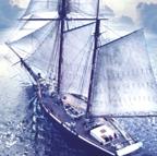 帆船背景的个人工作总结ppt范文
