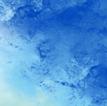 蓝色水彩背景新品发布会ppt