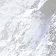 雪山背景PPT通用模板