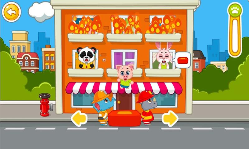 迷你消防员游戏截图2
