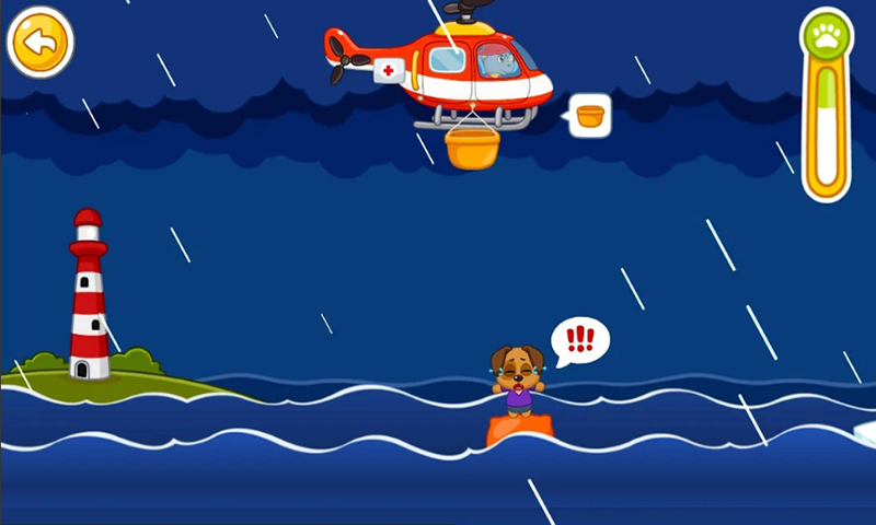 迷你消防员游戏截图3