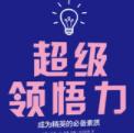 超级领悟力全文pdf