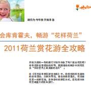 2020年荷兰赏花游全攻略pdf