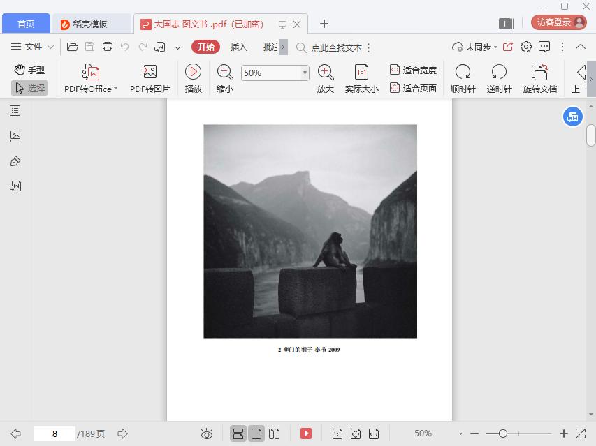 大国志图文书高清pdf截图0