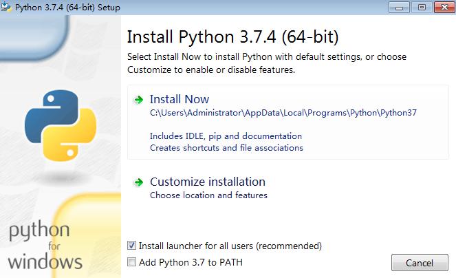 Python for Windows版截图0