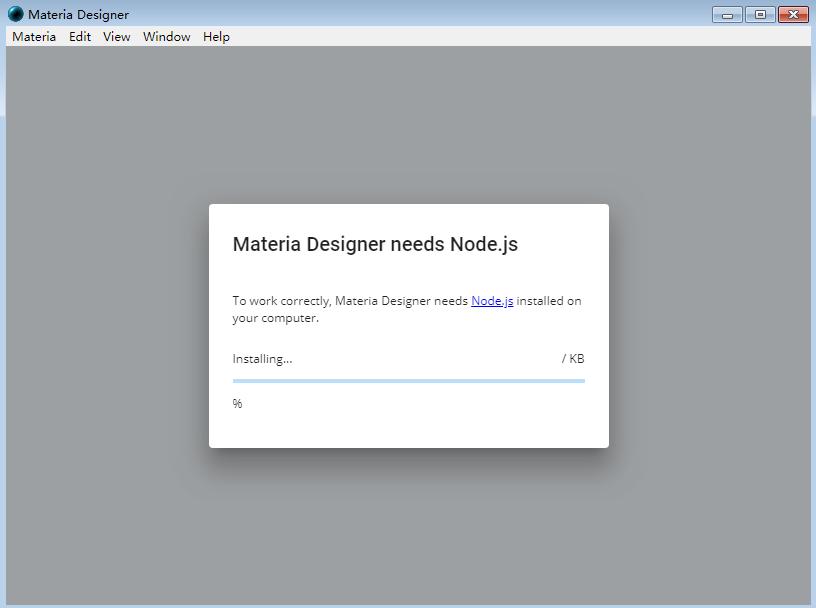 Materia Designer(后端UI开发工具)截图0