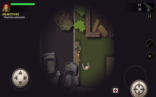 最后一天的幸存者游戏截图3