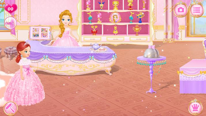 莉比小公主之梦幻餐厅手机版截图3