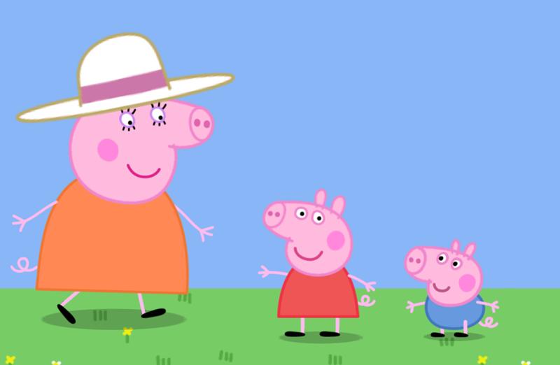 小猪佩奇假期官方版截图1