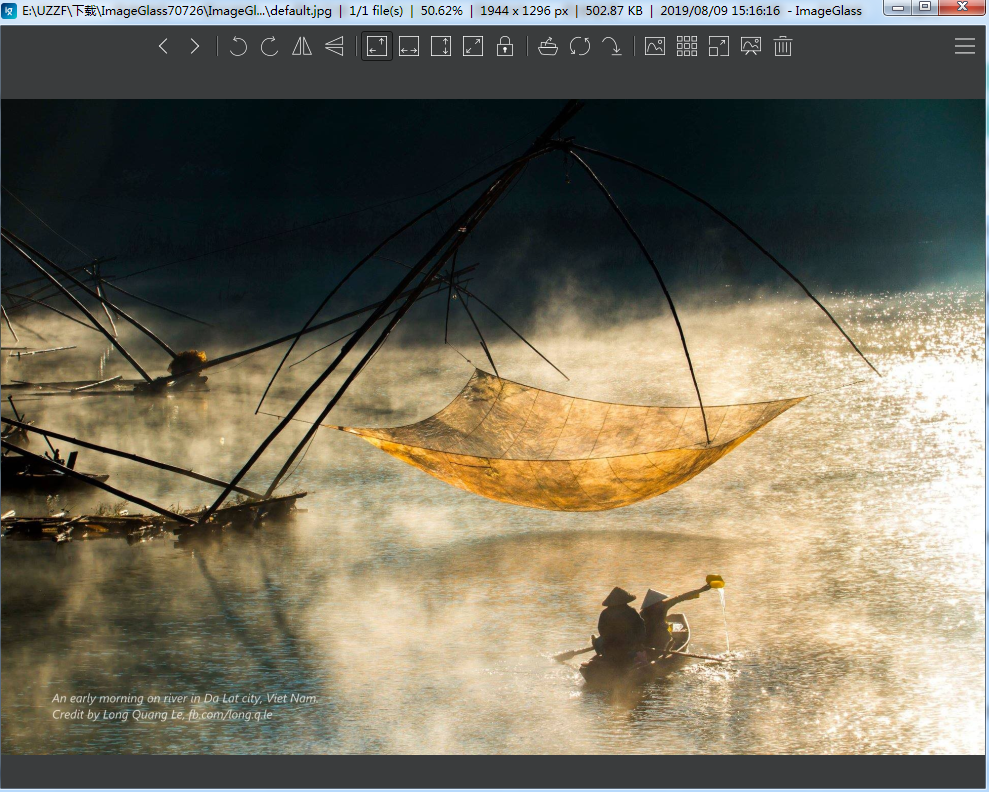 图像浏览工具(ImageGlass)截图0