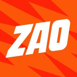 ZAO逢脸造戏软件