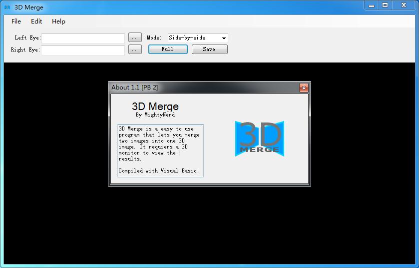3D Mergev(3D图像制作工具)截图1