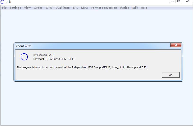 Cpix(强大的看图软件)截图0