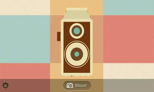 复古可爱相机截图0