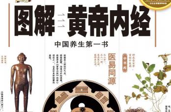 图解黄帝内经pdf