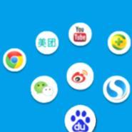 移动社交时代的互动搜索营销ppt模板