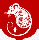鼠年新春主题ppt通用模板