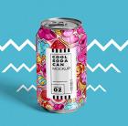 啤酒易拉罐包装展示素材psd模板