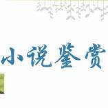 小说鉴赏方法指导ppt课件