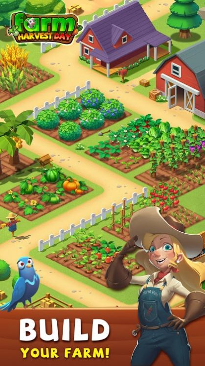 农场收获日红包版截图2