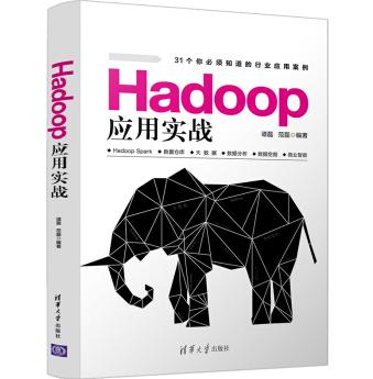 Hadoop应用实战范磊PDF电子书下载完整高清版