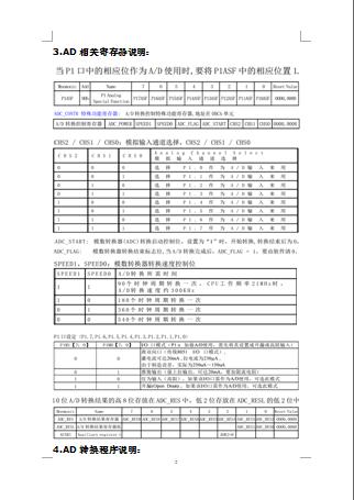微机与单片机原理课程设计任务书和作品设计说明书world版截图0