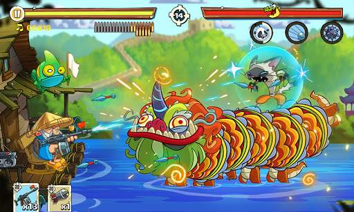 沼泽激战2(Swamp Attack 2)截图1
