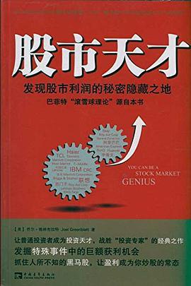 股市天才:发现股市利润的秘密隐藏之地pdf