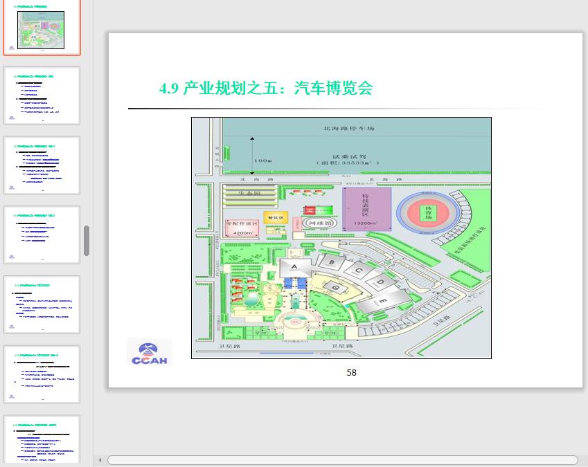 首都航空城发展规划总体策划方案最新ppt免费版截图2