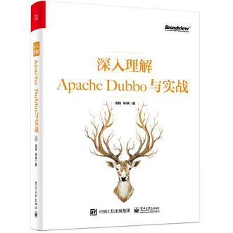 深入理解ApacheDubbo与实战PDF电子书云盘下载