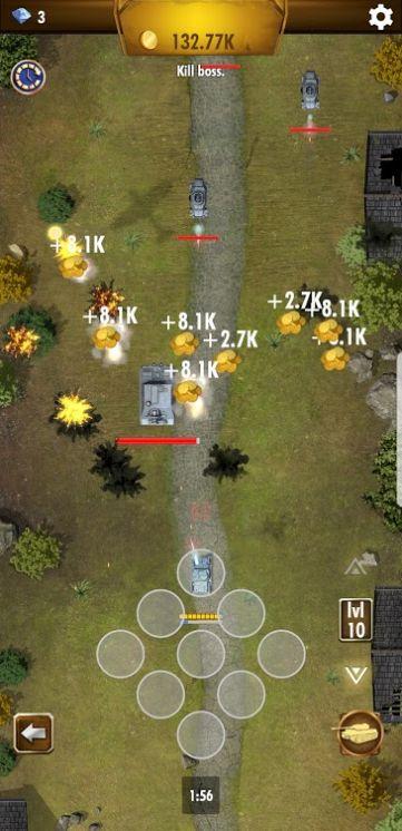 急速坦克游戏截图3