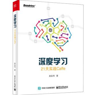 深度学习21天实战Caffe电子书PDF下载