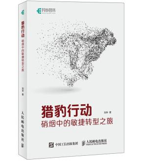 猎豹行动硝烟中的敏捷转型之旅PDF电子版下载