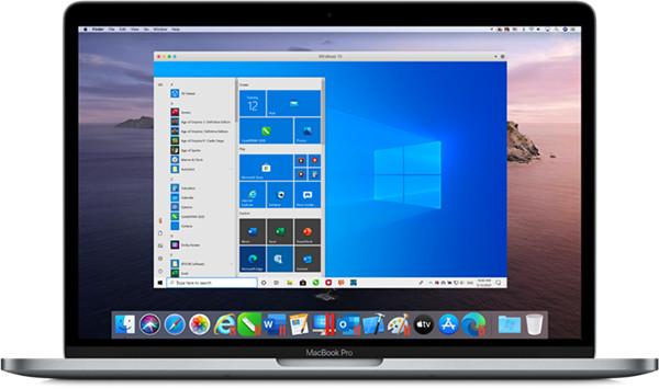 Parallels Desktop16 for mac中文破解版截图0