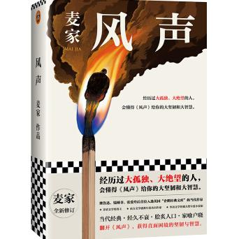 风声麦家小说全新修订版PDF电子书下载