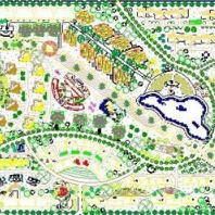 好某居住小区景观规划方案整套CAD施工图纸