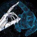 科技风人工智能技术介绍ppt模板