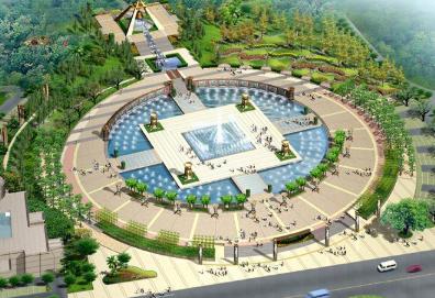 思源广场景观工程CAD图纸