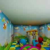 儿童游戏房3D模型