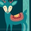 保护野生动物海报psd设计素材
